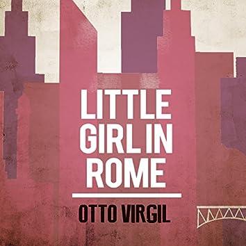 Little Girl in Rome