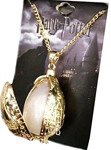 Noble Collection Pendentif Harry Potter- Œuf d'or