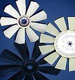 Fabricado para adaptarse a 4735-43217-01 Clockwise ventilador 7 Blade Counter American Cooling New Aftermarket Borg Warner
