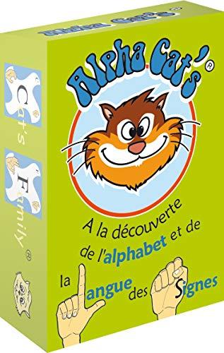 Cat's Family- Jeu de Cartes, E410