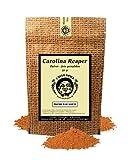 Uncle Spice Carolina Reaper - 50g schärfste Chili der Welt fein gemahlen in Premiumqualität -...