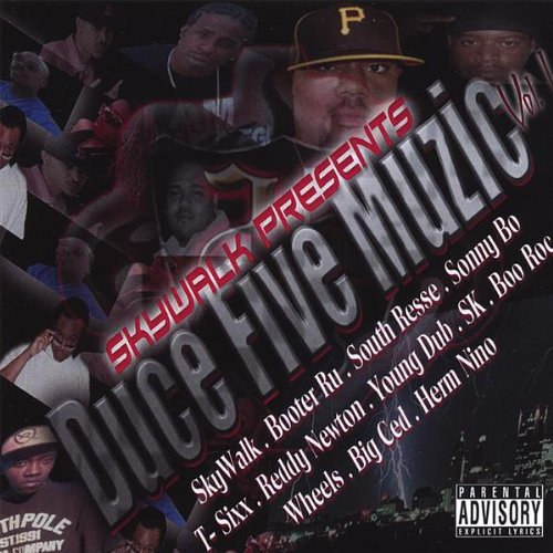 Crime Dont Pay (Feat. T-Sixx, Booter Ru & Herm Nino)