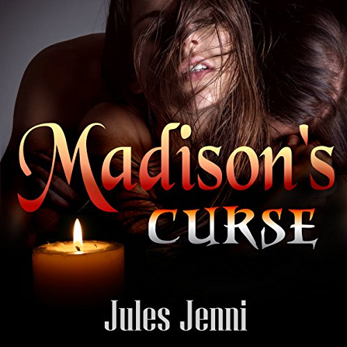 Madison's Curse audiobook cover art