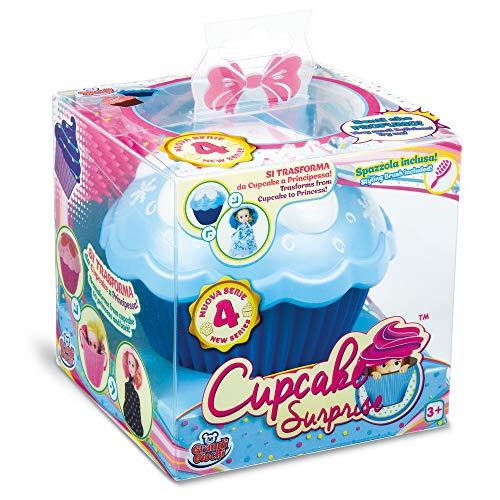 Grandi Giochi GG00322 Cupcake Surprise Serie 4, Sortiert, Mehrfarbig, 3