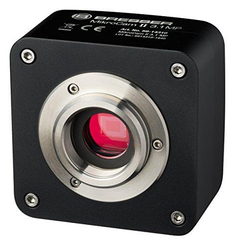 Bresser Mikroskop Kamera mit 3.1 Megapixel, 2048x1534 Pixel Auflösung, USB 3.0 und bis zu 53,3 FPS Bildwiederholrate inklusive umfangreicher Software