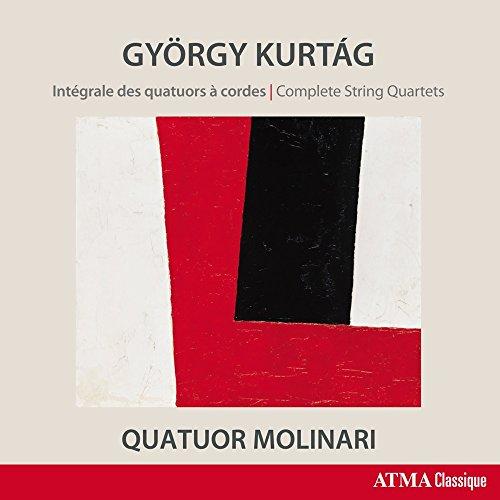 Kurtag:Integral Cuartetos