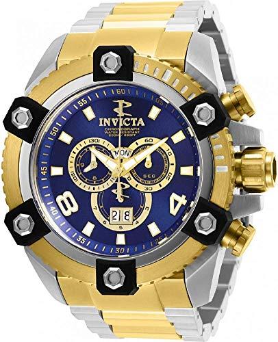 Invicta Reloj de pulsera para hombre Reserve 29539 Grand Octane con cronógrafo suizo