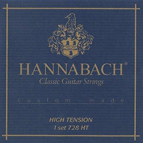 Hannabach 652700 Gofrera Profesional Cuerdas Para Guitarra Clásica