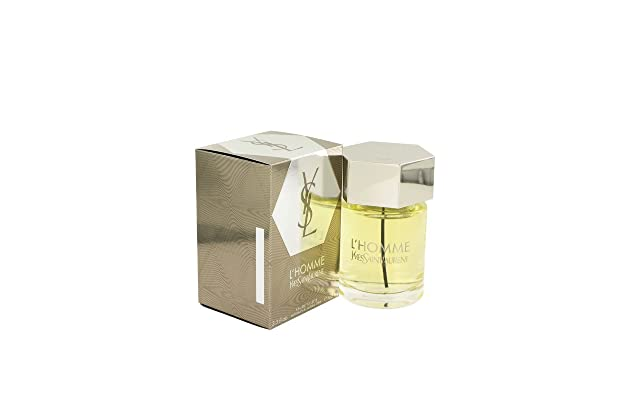 539e4fa895d Amazon.com   L Homme Yves Saint Laurent By Yves Saint Laurent For Men. Eau  De Toilette Spray 3.3-Ounce Bottle   Beauty