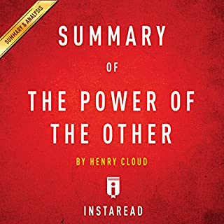 Summary of The Power of the Other: By Henry Cloud | Includes Analysis cover art