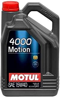 Motor Schmieröl 4000 MOTION 15W40 5L