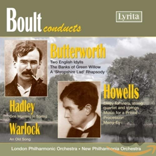 Price comparison product image Boult Conducts British Composers