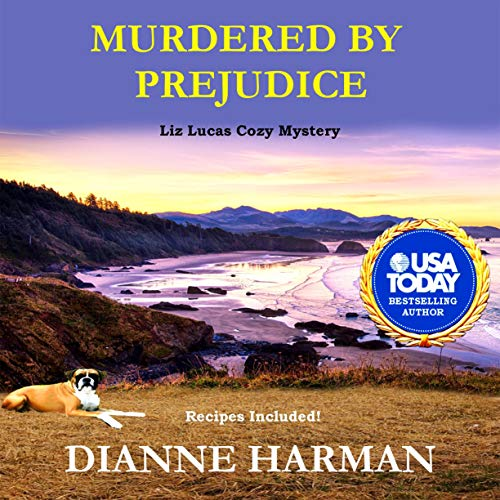 Murdered by Prejudice Audiobook By Dianne Harman cover art