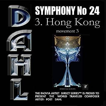 SYMPHONY No 24: 3. Hong Kong