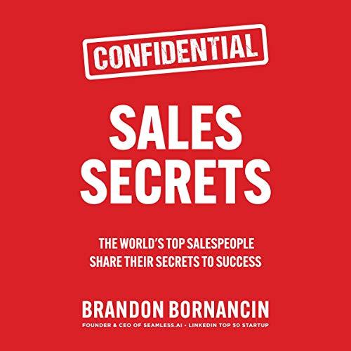 Sales Secrets cover art