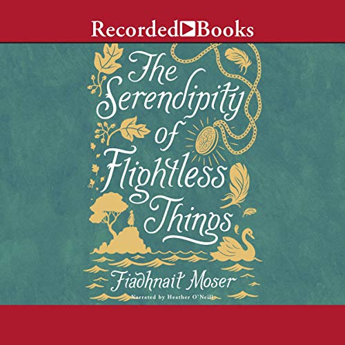 Couverture de The Serendipity of Flightless Things