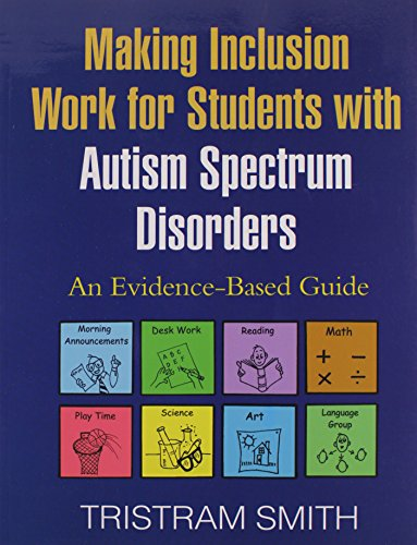 Making Inclusion Work for Students with Autism Spectrum...