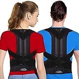 Adjustable Posture Corrector Belt Back Support Brace for Men Women
