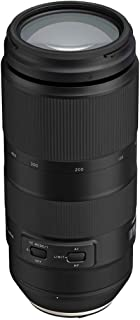 TAMRON 超望遠ズームレンズ 100-400mm F4.5-6.3 Di VC USD ニコン用 フルサイズ対応 A035N