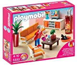 PLAYMOBIL - Sala de Estar, Set de Juego (5332)