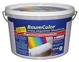 WILCKENS Raumcolor kreative Wandgestaltung SAMTGRAU MATT 5 Liter