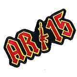 AR-15 Thunderstruck Velcro...image