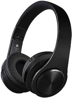 XIXIANDASHA Wireless On-Ear Headphones - Headphone, Bluetooth, for Home Office Online Class, Over Ear Soft Ear Cups Stereo...