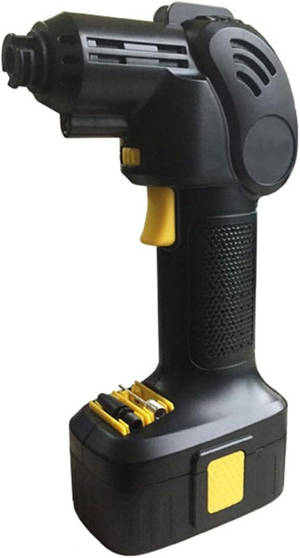 QIHANGCHEPIN Handheld Digital car tire Inflation Pump, Wireless car air Pump, 12V MultiFunction Portable air Compressor Pump, Suitable for Cars, Trucks, Bicycles