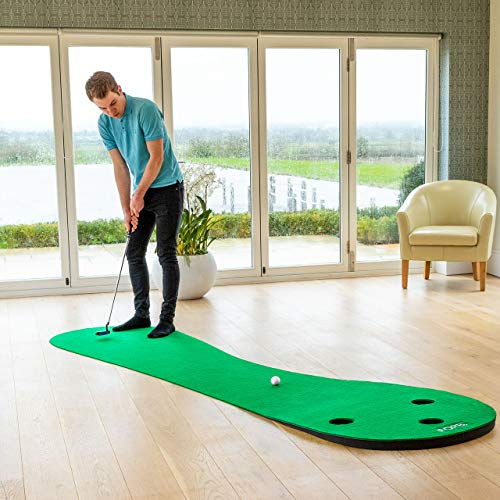 FORBS Homes Golf Putting Mats with 10ft Long