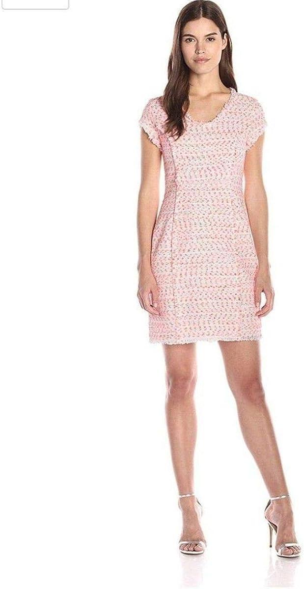 Nanette Nanette Lepore Women's Confetti Boucle Dress