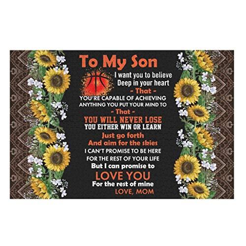 Twelve constellations 300 pezzi to My Son I Want You to Believe Puzzle in legno fai da te – Bastoncini di legno per gioco psichedelico, bianco, 200 pezzi