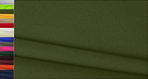 Stoffbook Tejido Nylon Cordura 600D Robusto oliva, C841