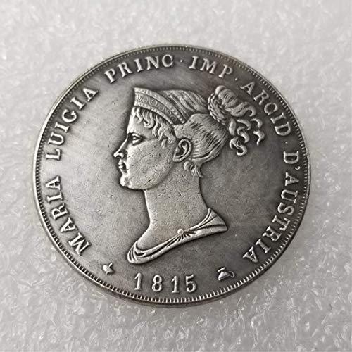 DDTing 1815 Italia Moneta Vecchia Fior di Conio - Italia Vecchia Moneta Commemorativa - Lira Italiana Vecchia Monete - Discover History of Coin goodService