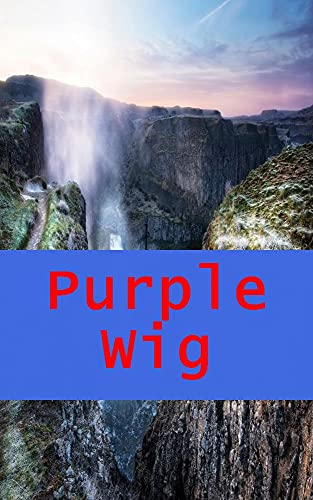 Purple Wig (French Edition)