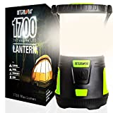 Internova Monster LED Camping Lantern, Ultra Long Lasting Battery Powered Lantern, Massive Brightness with Fully Dimmable Control, for Survival, Emergency, Hurricane Camp Lantern and Tent Light
