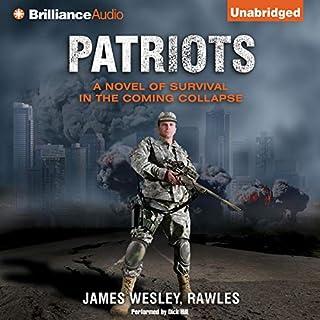 Patriots cover art