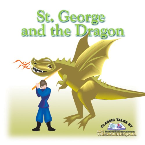 St. George and the Dragon audiobook cover art