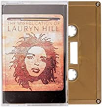 The Miseducation Of Lauryn Hill (Limited Edition Gold Cassette Tape)