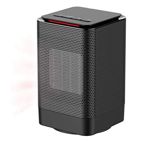 Dsnmm Camera riscaldatore Ventilatore Riscaldamento Elettrico Tranquillo Portatile con 3s Veloce...