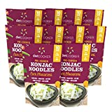 Shirataki Noodle Keto Macaroni, DIET COOKER Premium Konjac Noodle 10 Pack Inside, Keto & Vegan Friendly, 9.52 oz, Odor Free, Pasta Weight loss, Low Calorie, Zero Net Carbs, Healthy Diet Food