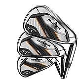 Callaway Golf 2020 Women's Mavrik Max Iron Set (Right Hand, Graphite, Women's, 6 Iron - PW)