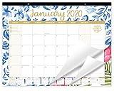 bloom daily planners 2019 Calendar Year Desk or Wall Calendar - 21' x...