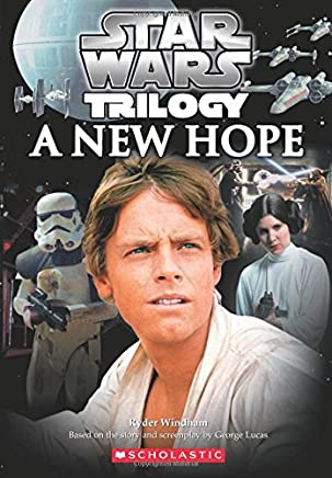 Star Wars: Episode #04 A New Hope Novelization