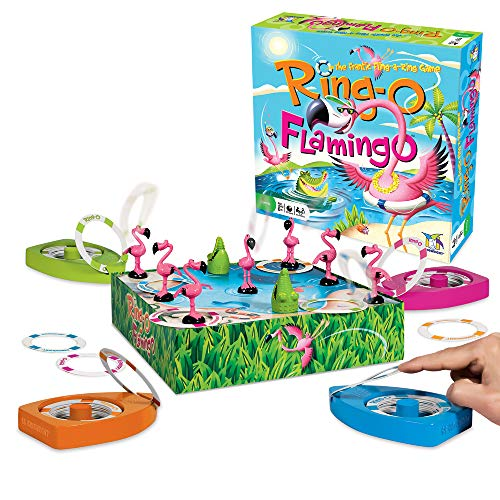 Ring-O Flamingo by Gamewright