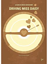 Driving Miss Daisy movie poster print