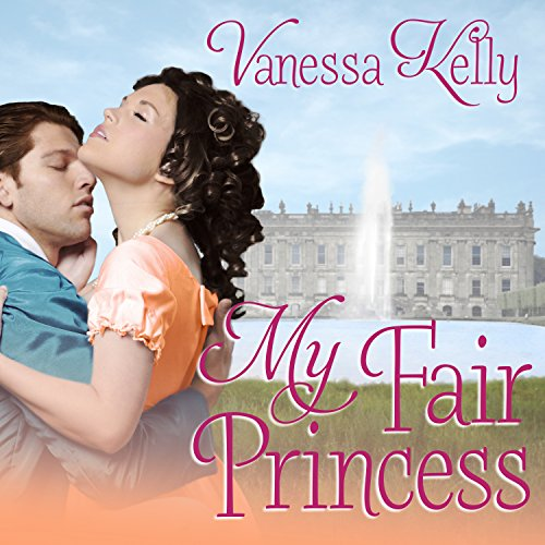 My Fair Princess audiobook cover art