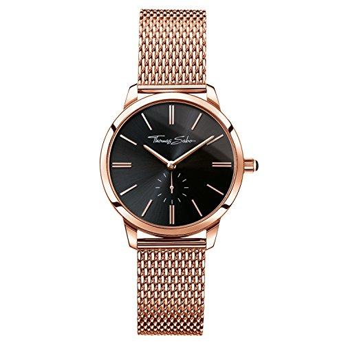 Thomas Sabo Watches, Orologio da donna 'GLAM SPIRIT', Acciaio