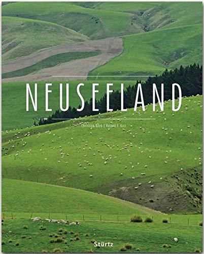 Neuseeland: Ein Premium***XL-Bildband in stabilem Schmuckschuber mit 224 Seiten und über 290 Abbildungen - STÜRTZ Verlag