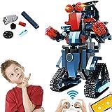 STEM Roboter Spielzeug Bausatz, 349-tlg Bausatz für Ferngesteuerte Bildungsroboter für Kinder ab 8