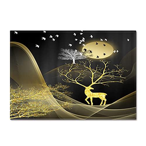 YDyun Alfombra De Salón Patchwork Diseño Alfombras de Piso de Dormitorio de Alfombra de Sala de Estar de patrón de Color